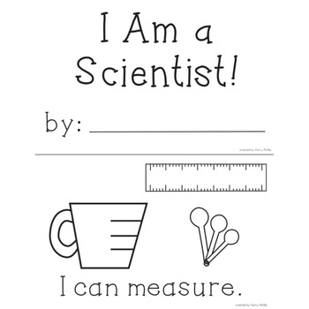 *FREE* Scientist mini-book