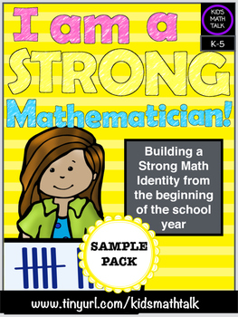 I am a Strong Mathematician! Building a Positive Math Iden