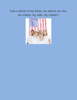I am a citizen