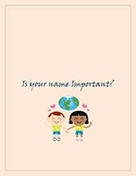 Is your name important?