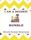 I am a reader (cvc and sight words) bundle