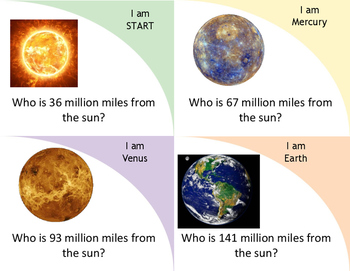 I am, but who is... Solar System