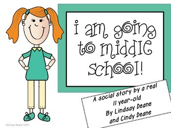 Social Stories for Autism: I am going to middle school!