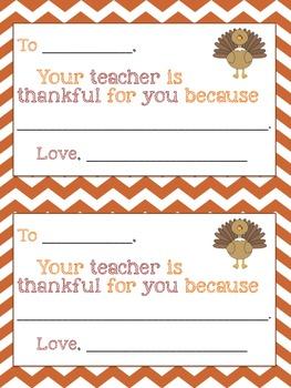 I am thankful for you beacuse