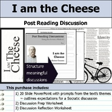 I am the Cheese - Socratic Method - Post Reading Discussions