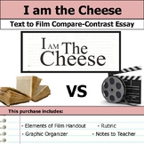 I am the Cheese - Text to Film Essay