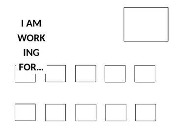 I am working for...