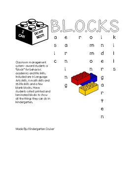 I can BLOCKS