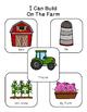 I Can Build...On The Farm (Block Center)
