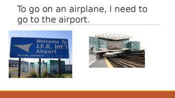 I can Go on a Plane