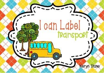 I can Label Transport