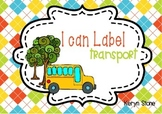 I can Label Transport