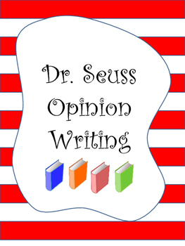 I can Read with My Eyes Shut...Opinion Writing