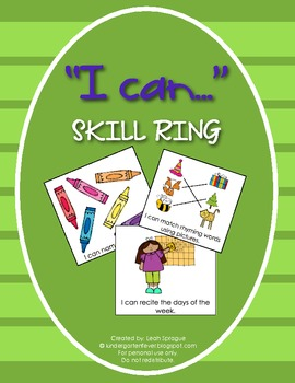 I can... Skill Rings
