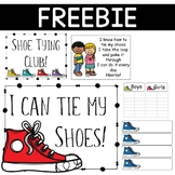 I can Tie My Shoes. Learn how to tie shoes Posters Bulletin Board