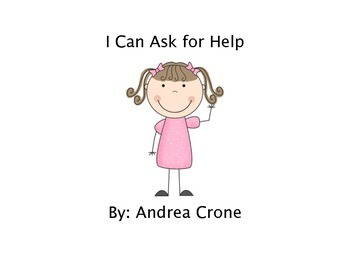 Social Story - I can ask for help