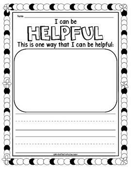 I Can Be Helpful!