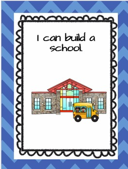 """I can build it!""  Building Posters"