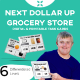 Next Dollar Up Clip Cards Bundle of 60