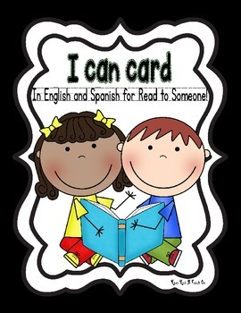 I can cards Read to Someone