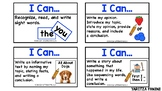 I can center labels CCSS - DL