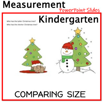 Comparing Size (length and height)