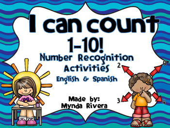 I can count 1-10!