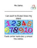 I can count to 10 in Spanish