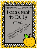 I can count to 100 by ones (K.CC.A.1)
