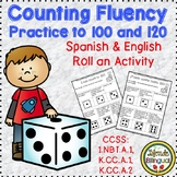 Counting Fluently to 100 and 120 in Spanish and English