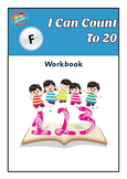 I can count to 20 - Maths Number and Place Value Workbook