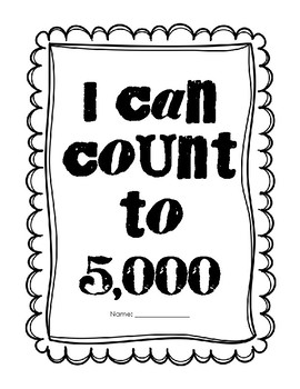 I can count to 5,000