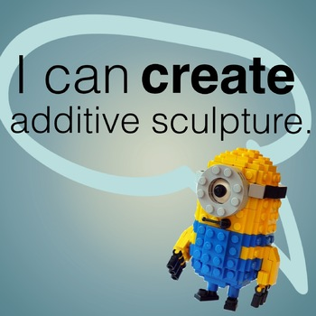 I can create additive sculpture