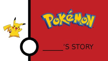 I can follow the rules POKEMON social story **EDITABLE**