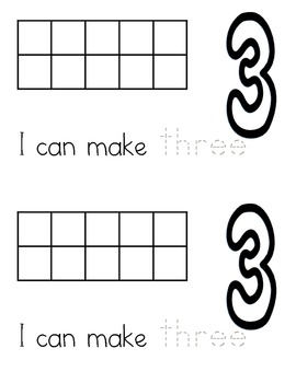 I can make numbers