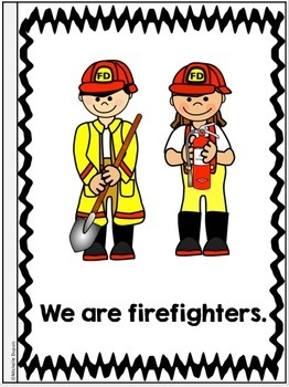 I can read - Community helpers