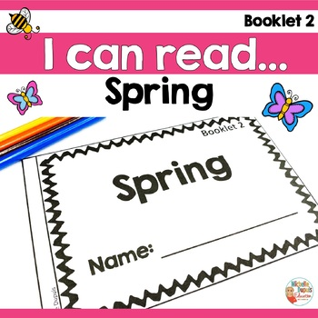 I can read - Spring