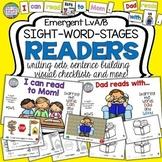 #SPRINGSAVINGS Sight Word Leveled Readers, Activities: Mom