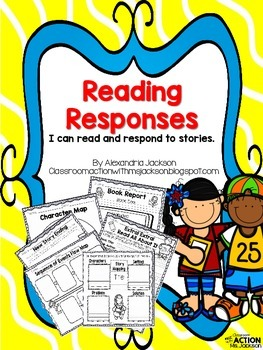 I can respond to reading-Reading Responses