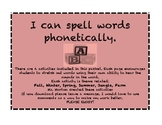 I can spell phonetically