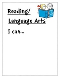 I can statements- Dr. Seuss themed