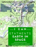I can statements  - Earth Dimensions