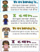 I can statements and we are learning to statements editable