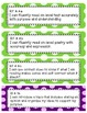 """""""I can"""" statements for FOURTH grade CCSS ELA and Math"""