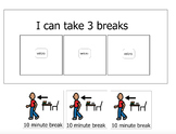 I can take 3 breaks