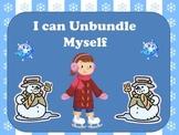 I can unbundle myself flip chart or book
