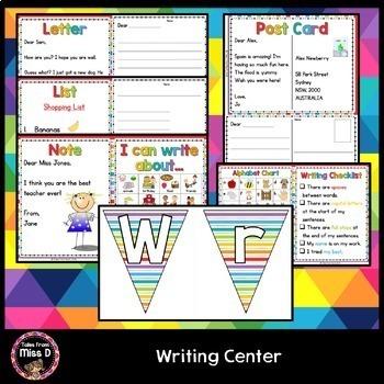I can write Writing Center