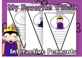 Villains Interactive Pennants