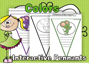 Colors Interactive Pennants