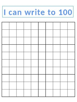 I can write to 100